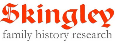 Skingley family history research